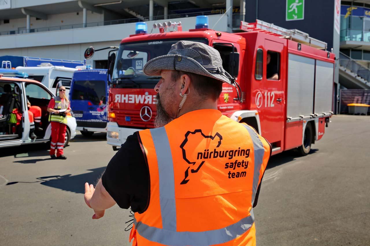 Nürburgring: Motorsport-Pause nach der Flutkatastrophe – Hilfe vorrangig