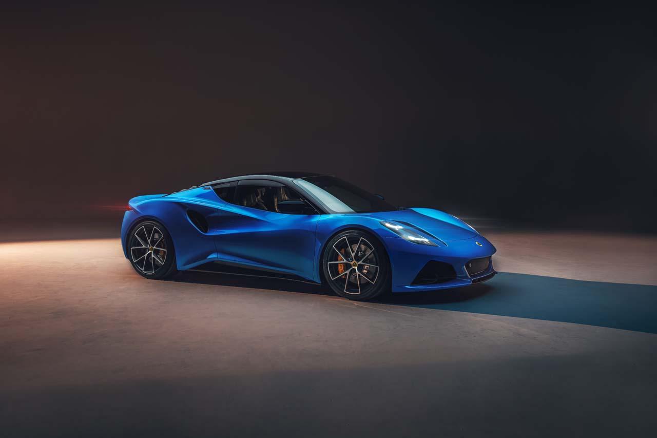 KEF: Highend-Anlage für den Lotus Emira