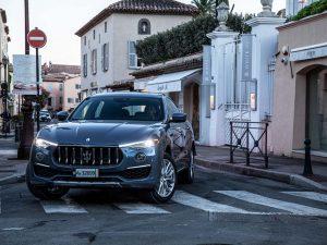 Maserati Levante: Mit Hybrid und Vierzylinder