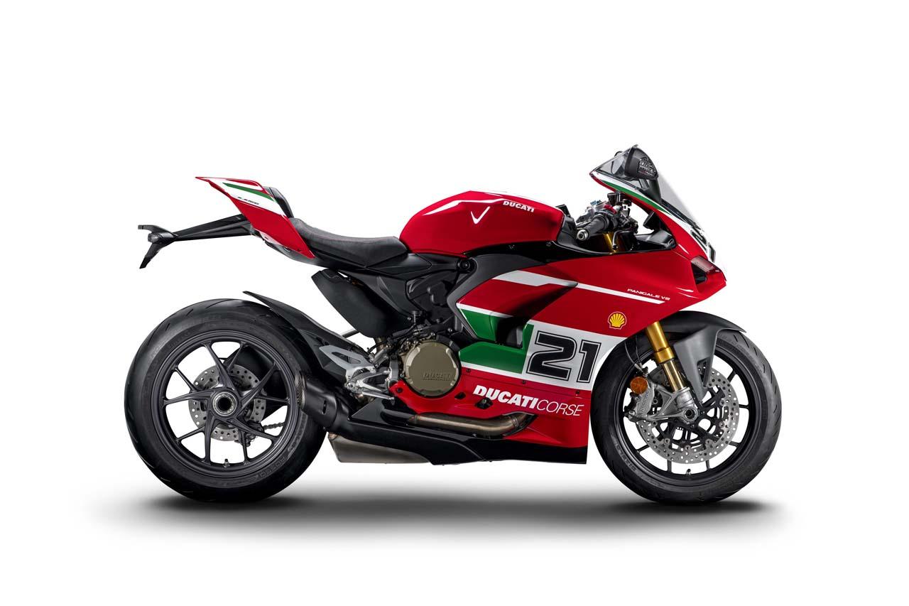 Ducati Panigale V2: Sondermodell zu Motorsport-Ehren