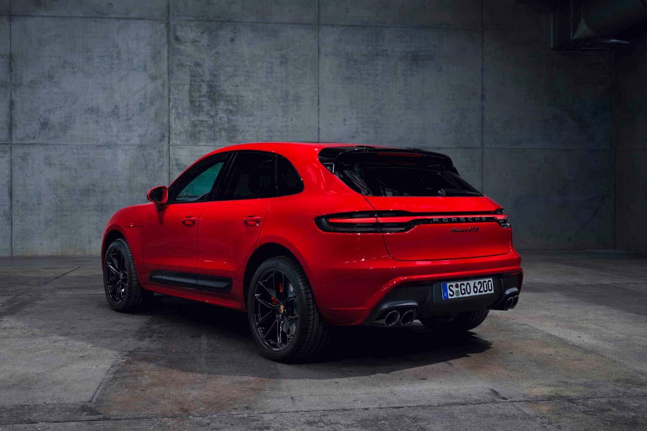 Porsche Macan: Mit Leistungs-Plus