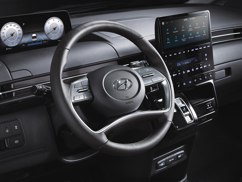 Hyundai Staria: Luxuriöser Start – KÜS Newsroom