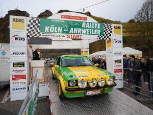 Rallye Köln-Ahrweiler: Erneute Absage für 2021
