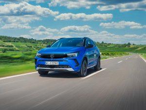 Opel Grandland: Facelift mit Namensänderung