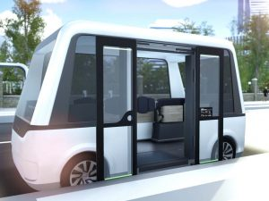 Brose und Bode: Vereinfachter Zugang bei autonomen Shuttles