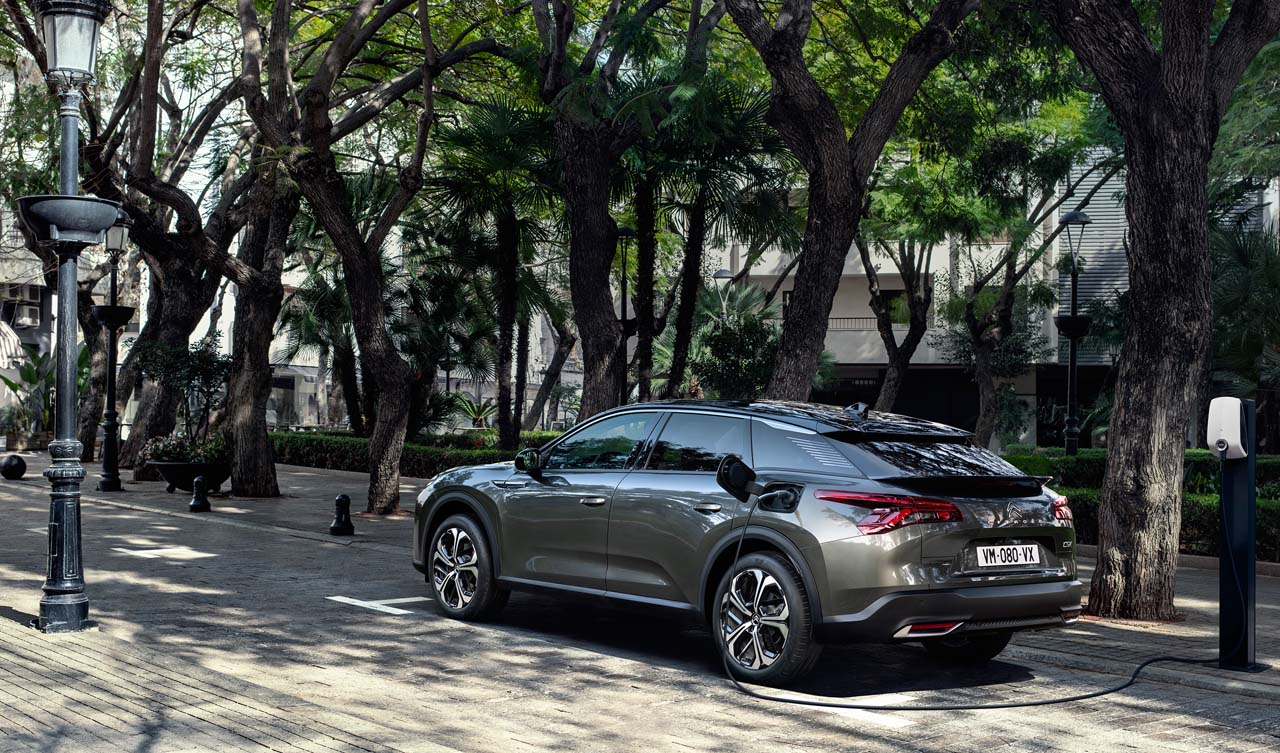 Citroën: Bestellstart für C5 X