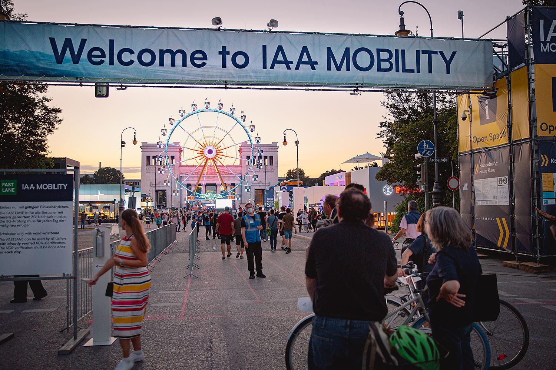 IAA Mobility:  Ganz anders als die IAA