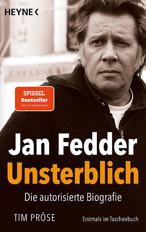 Lese-Tipp – Pröse: Jan Fedder – Unsterblich