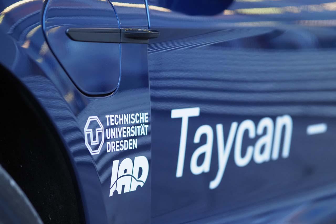E-Mobilität: Kooperation von TU Dresden und Porsche für effizientes Laden