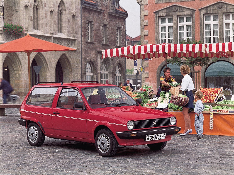 Volkswagen: 40 Jahre Polo II