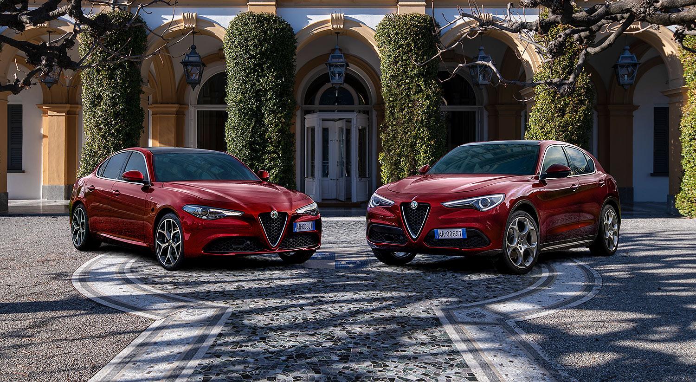Alfa: Hommage an die Villa d'Este