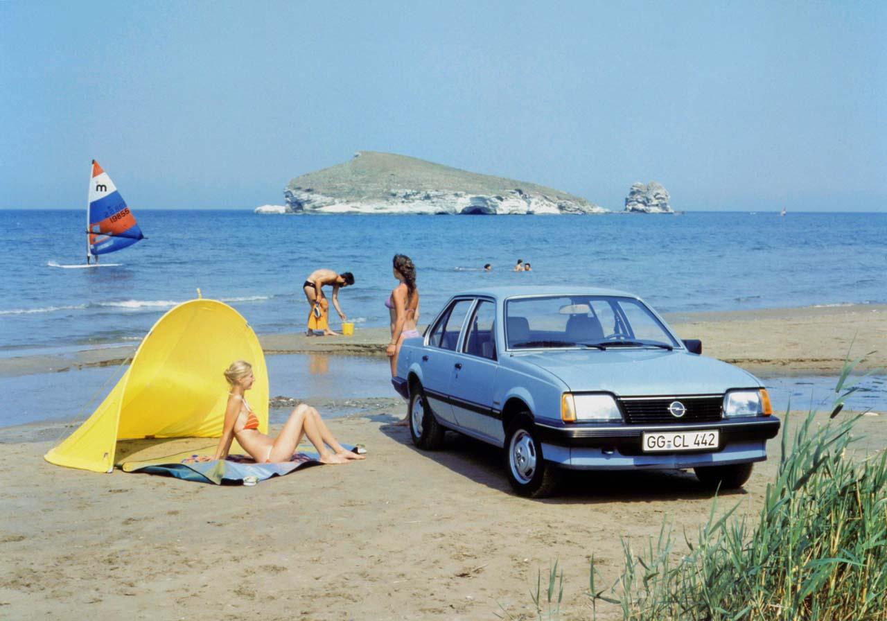 Opel: 40 Jahre Ascona C