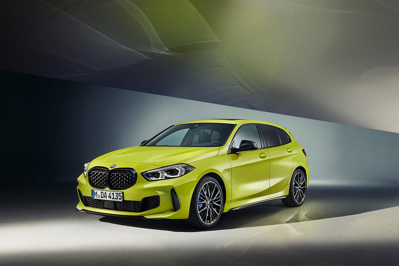 BMW M135 i xDrive: Dynamik-Nachschlag