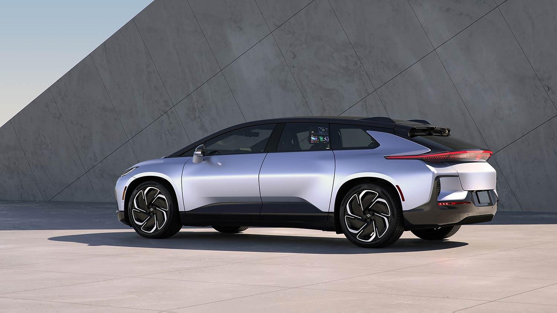 Faraday Future: Start jetzt im Sommer 2022
